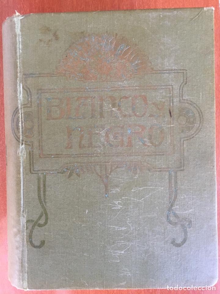 Coleccionismo de Revistas y Periódicos: Blanco y negro: revista ilustrada. Tomo LXVIII (68) (Abril - junio, 1928) - Foto 2 - 158956566