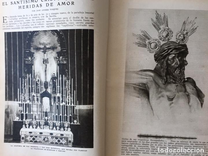 Coleccionismo de Revistas y Periódicos: Blanco y negro: revista ilustrada. Tomo LXVIII (68) (Abril - junio, 1928) - Foto 5 - 158956566