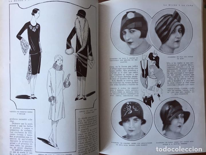 Coleccionismo de Revistas y Periódicos: Blanco y negro: revista ilustrada. Tomo LXVIII (68) (Abril - junio, 1928) - Foto 7 - 158956566