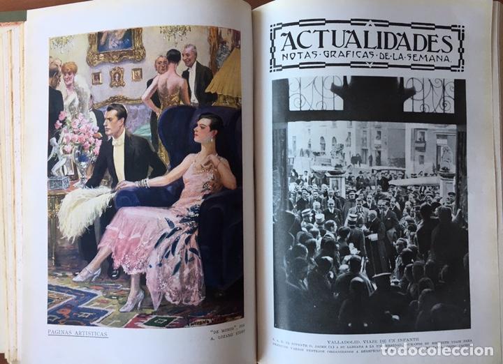 Coleccionismo de Revistas y Periódicos: Blanco y negro: revista ilustrada. Tomo LXVIII (68) (Abril - junio, 1928) - Foto 9 - 158956566