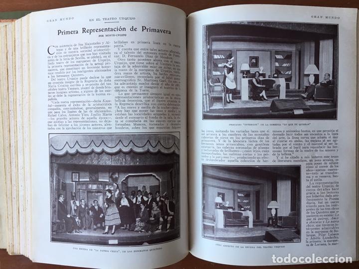 Coleccionismo de Revistas y Periódicos: Blanco y negro: revista ilustrada. Tomo LXVIII (68) (Abril - junio, 1928) - Foto 11 - 158956566