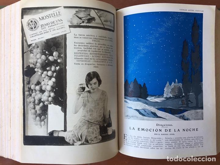 Coleccionismo de Revistas y Periódicos: Blanco y negro: revista ilustrada. Tomo LXVIII (68) (Abril - junio, 1928) - Foto 12 - 158956566