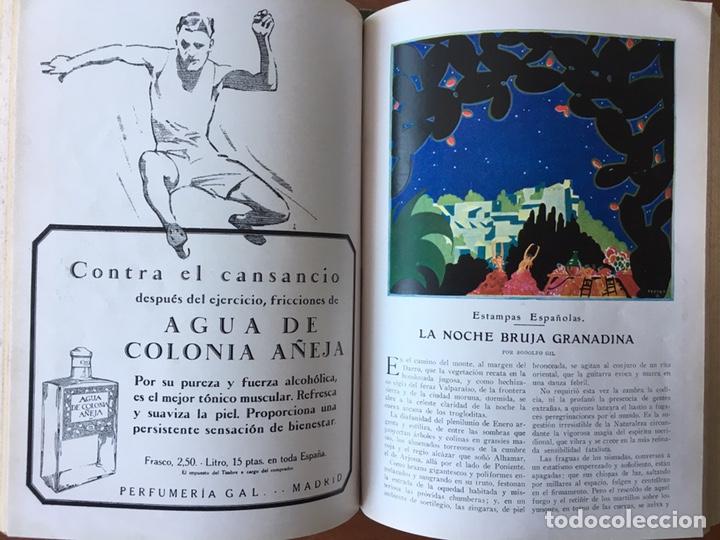 Coleccionismo de Revistas y Periódicos: Blanco y negro: revista ilustrada. Tomo LXVIII (68) (Abril - junio, 1928) - Foto 13 - 158956566