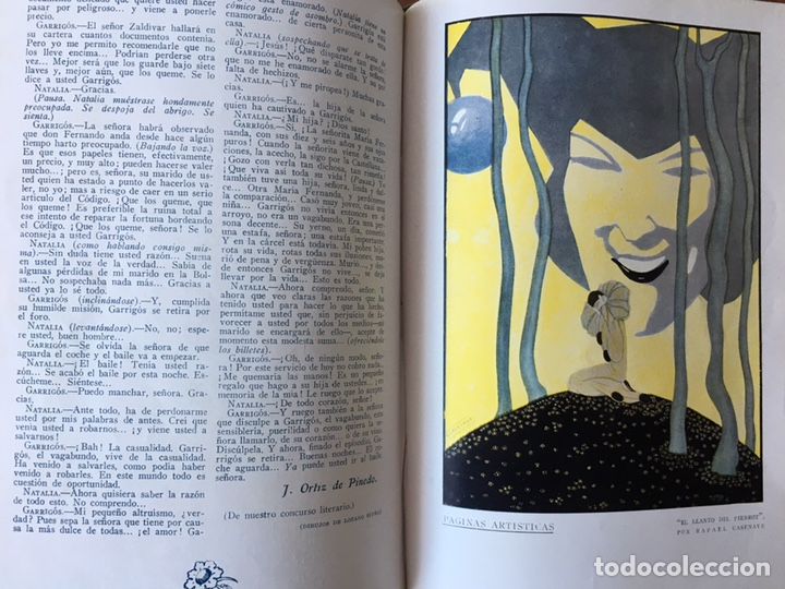Coleccionismo de Revistas y Periódicos: Blanco y negro: revista ilustrada. Tomo LXVIII (68) (Abril - junio, 1928) - Foto 17 - 158956566