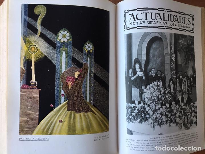 Coleccionismo de Revistas y Periódicos: Blanco y negro: revista ilustrada. Tomo LXVIII (68) (Abril - junio, 1928) - Foto 18 - 158956566