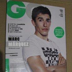 Coleccionismo de Revistas y Periódicos: REVISTA GQ Nº238 (EN PORTADA:MARC MARQUEZ) ¡LEER DESCRIPCION!. Lote 158974746