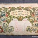 Coleccionismo de Revistas y Periódicos: FALLAS. VALENCIA. COLECCIÓN DE AUCAS. FALLA JOAQUIN COSTA - CONDE ALTEA. SERIE II (A.1947). Lote 158981253