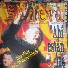Coleccionismo de Revistas y Periódicos: REVISTA FUERZA NUEVA 1239 NOVIEMBRE 2000 FALANGE FRANCO. Lote 159102882