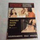 Coleccionismo de Revistas y Periódicos: INTIMIDAD EROTICA Nº 1 ( REVISTA EROTICA DE LOS 70 ). Lote 159139182