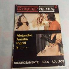 Coleccionismo de Revistas y Periódicos - INTIMIDAD EROTICA Nº 1 ( REVISTA EROTICA DE LOS 70 ) - 159139182