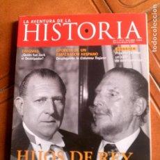 Coleccionismo de Revistas y Periódicos: REVISTA LA AVENTURA DE LA HISTORIA N,44 DE JUNIO DE 2002. Lote 159184518
