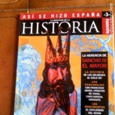 Coleccionismo de Revistas y Periódicos: REVISTA LA AVENTURA DE LA HISTORIA N,3. Lote 159192314