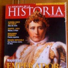 Coleccionismo de Revistas y Periódicos: REVISTA LA AVENTURA DE LA HISTORIA N,74. Lote 159194690