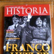 Coleccionismo de Revistas y Periódicos: REVISTA LA AVENTURA DE LA HISTORIA N,84. Lote 159195290