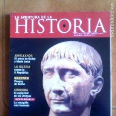 Coleccionismo de Revistas y Periódicos: REVISTA LA AVENTURA DE LA HISTORIA N,32. Lote 159223934