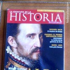 Coleccionismo de Revistas y Periódicos: REVISTA LA AVENTURA DE LA HISTORIA N,76. Lote 159224226