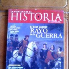 Coleccionismo de Revistas y Periódicos: REVISTA LA AVENTURA DE LA HISTORIA N,54. Lote 159225722