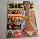 Coleccionismo de Revistas y Periódicos: ZOO SIETE Nº 64 JUNIO 2006 - REPORTAJES, CHICAS, DEPORTE,. Lote 159240186