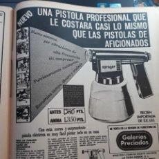 Coleccionismo de Revistas y Periódicos: ANUNCIO GALERIAS PRECIADOS . Lote 159245906