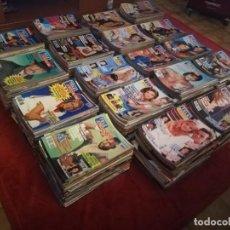 Coleccionismo de Revistas y Periódicos: TELE INDISCRETA COLECCION COMPLETA !! 1985 A 2008 DESDE EL NUMERO 1 AL 1240 TELEINDISCRETA. Lote 159257510