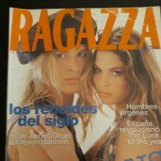 Coleccionismo de Revistas y Periódicos: REVISTA RAGAZZA N°37 Y SUPLEMENTO. Lote 159279042