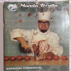 Coleccionismo de Revistas y Periódicos: MONDO BRUTTO 27. Lote 159304730