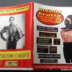 Coleccionismo de Revistas y Periódicos: MONDO BRUTTO NUMERO 8, INVIERNO 1996. Lote 159379906