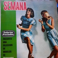 Coleccionismo de Revistas y Periódicos: GALERIAS PRECIADOS. Lote 159387514