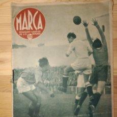 Coleccionismo de Revistas y Periódicos: MARCA, SEMANARIO GRÁFICO DE LOS DEPORTES,1939,NUMERO 40. Lote 39477642