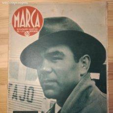 Coleccionismo de Revistas y Periódicos: MARCA, SEMANARIO GRÁFICO DE LOS DEPORTES,1939,NUMERO 39. Lote 39486071