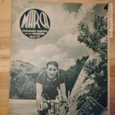 Coleccionismo de Revistas y Periódicos: MARCA, SEMANARIO GRÁFICO DE LOS DEPORTES,1939,NUMERO 33. Lote 39520309
