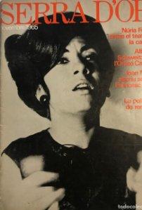 1965 revista Serra d'or. Núria Feliu, Joan Miró
