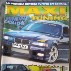 Coleccionismo de Revistas y Periódicos: REVISTA MAXI TUNING BMW COUPÉ MERCEDES EVO N.16. Lote 159506544