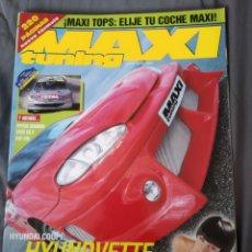 Coleccionismo de Revistas y Periódicos: REVISTA MAXI TUNING HYUNDAI COUPÉ N.37. Lote 159506905