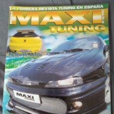 Coleccionismo de Revistas y Periódicos: REVISTA MAXI TUNING N.32. Lote 159507269