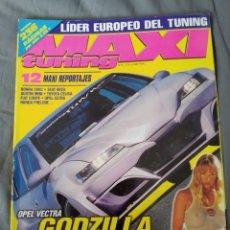 Coleccionismo de Revistas y Periódicos: REVISTA MAXI TUNING N. 45. Lote 159507714