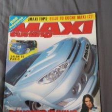 Coleccionismo de Revistas y Periódicos: REVISTA MAXI TUNING PEUGEOT 206 N. 38. Lote 159507861