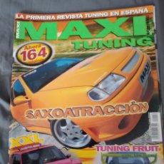 Coleccionismo de Revistas y Periódicos: REVISTA MAXI TUNING SAXOATRACCION N. 29. Lote 159508094