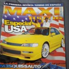 Coleccionismo de Revistas y Periódicos: REVISTA MAXI TUNING ESPECIAL USA N.14. Lote 159509141