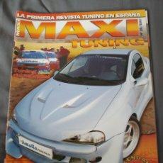 Coleccionismo de Revistas y Periódicos: REVISTA MAXI TUNING N.25. Lote 159509361