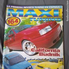 Coleccionismo de Revistas y Periódicos: REVISTA MAXI TUNING CALIFORNIA BUDNIK. 27. Lote 159508446
