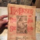 Coleccionismo de Revistas y Periódicos: ANTIGUA REVISTA BLANCO Y NEGRO LA PASION DE NUESTRO SEÑOR JESUCRISTO AÑO 1989. Lote 159587210