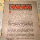 Coleccionismo de Revistas y Periódicos: ANTIGUA REVISTA BLANCO Y NEGRO LA VIDA DE NUESTRO SEÑOR JESUCRISTO AÑO 20. Lote 159589538