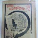Coleccionismo de Revistas y Periódicos: DON DOMINGO. SUPLEMENTO HUMORÍSTICO DE EL ECO DE CANARIAS. . Lote 159603726