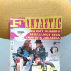 Coleccionismo de Revistas y Periódicos: LOTE DE 4 REVISTAS DE CINE FANTASTIC MAGAZINE. Lote 159836910