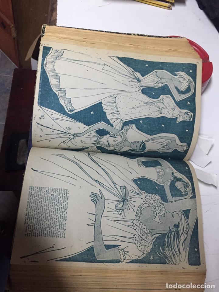 Coleccionismo de Revistas y Periódicos: Revistas Marisol semanario de la mujer año 1955/56 encuadernado - Foto 13 - 157898322