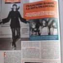 Coleccionismo de Revistas y Periódicos: FRANCOISE HARDY. Lote 161178784