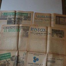 Coleccionismo de Revistas y Periódicos: EL FRENTE DE JUVENTUDES -LOS DEPORTES EN LA O.A.R.. Lote 160291158