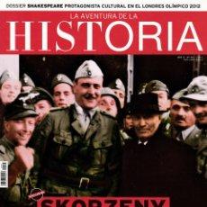 Coleccionismo de Revistas y Periódicos: LA AVENTURA DE LA HISTORIA, Nº 165. Lote 160300978