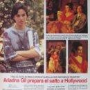 Coleccionismo de Revistas y Periódicos: RECORTE REVISTA SEMANA Nº 2201 1994 ARIADNA GIL. Lote 160373534